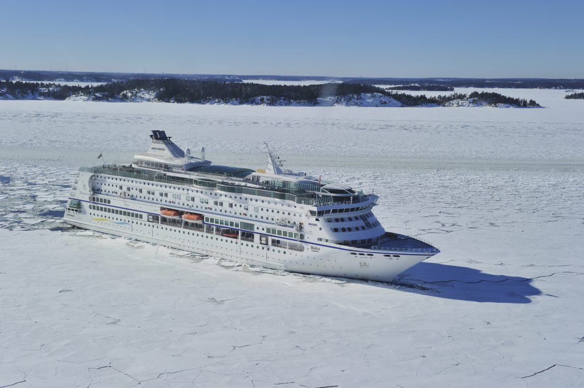 Birka Cruises lanserar skidkryssnig!