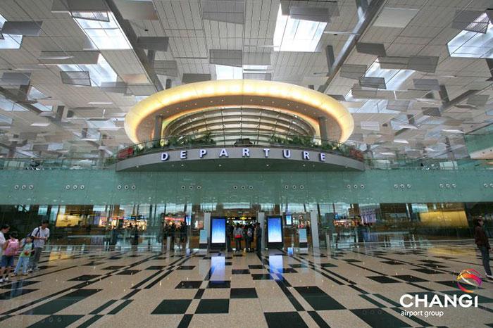 Världens bästa flygplats