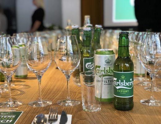 Gröna ölen blir ännu grönare