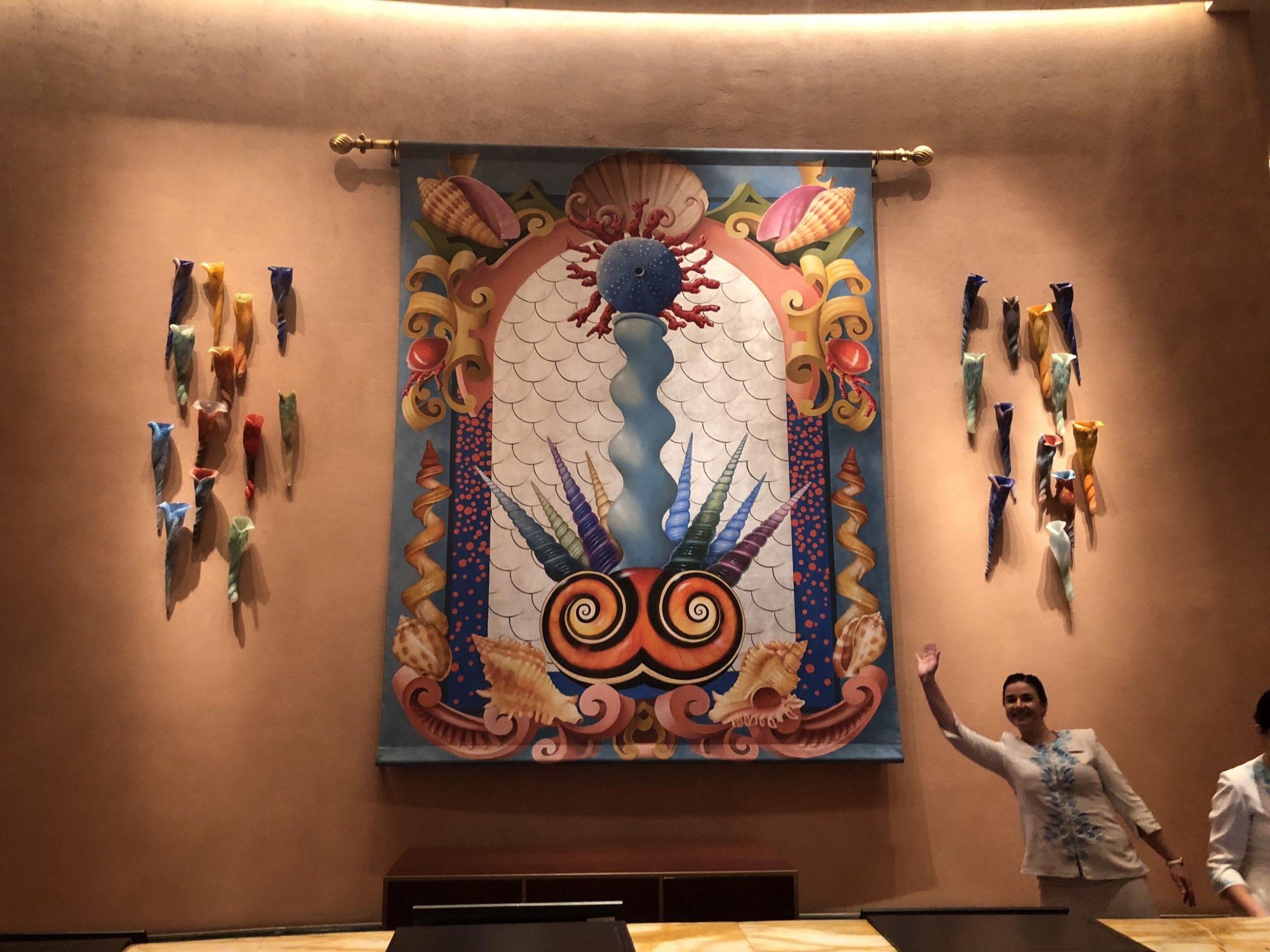 Atlantis the Palm i Dubai entre