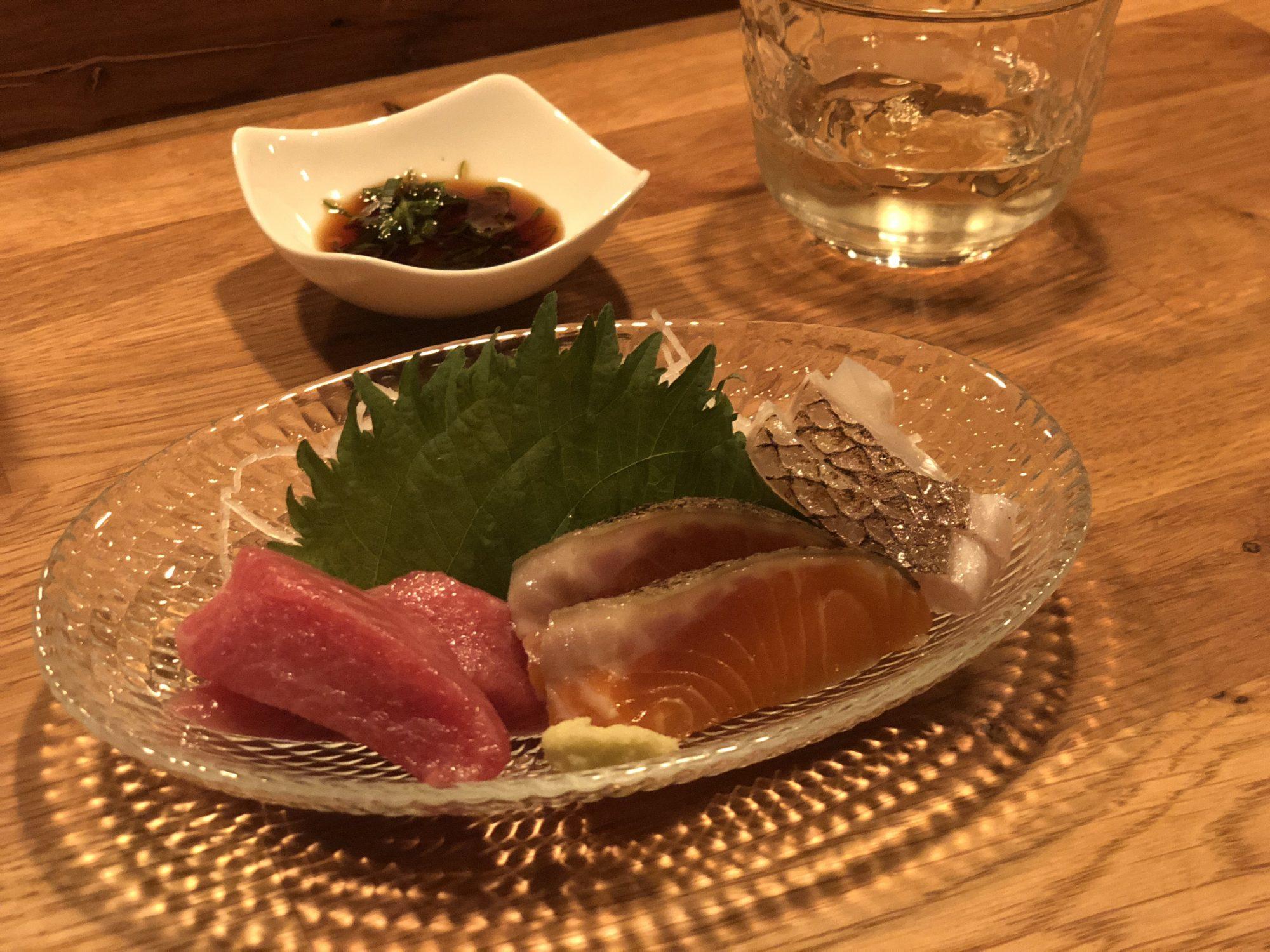 Restaurang Soyokaze Sashimi