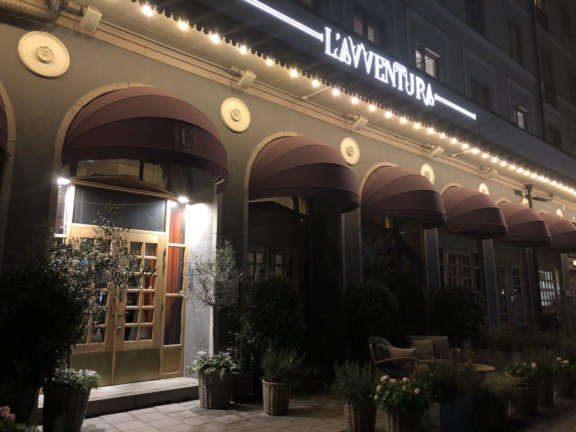 Restaurang L'Avventura