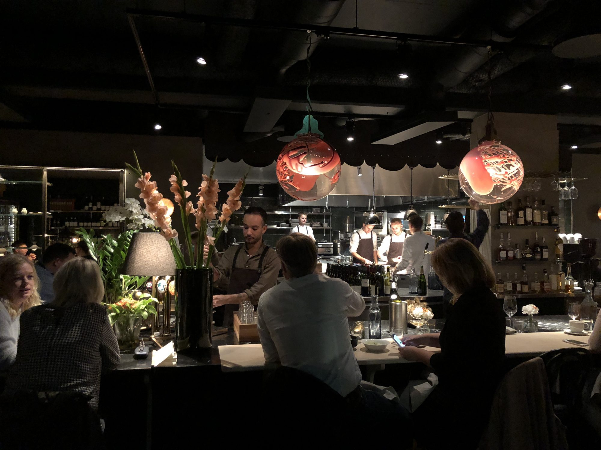 Restaurang Allegrine - Danyel Couets nya restaurang