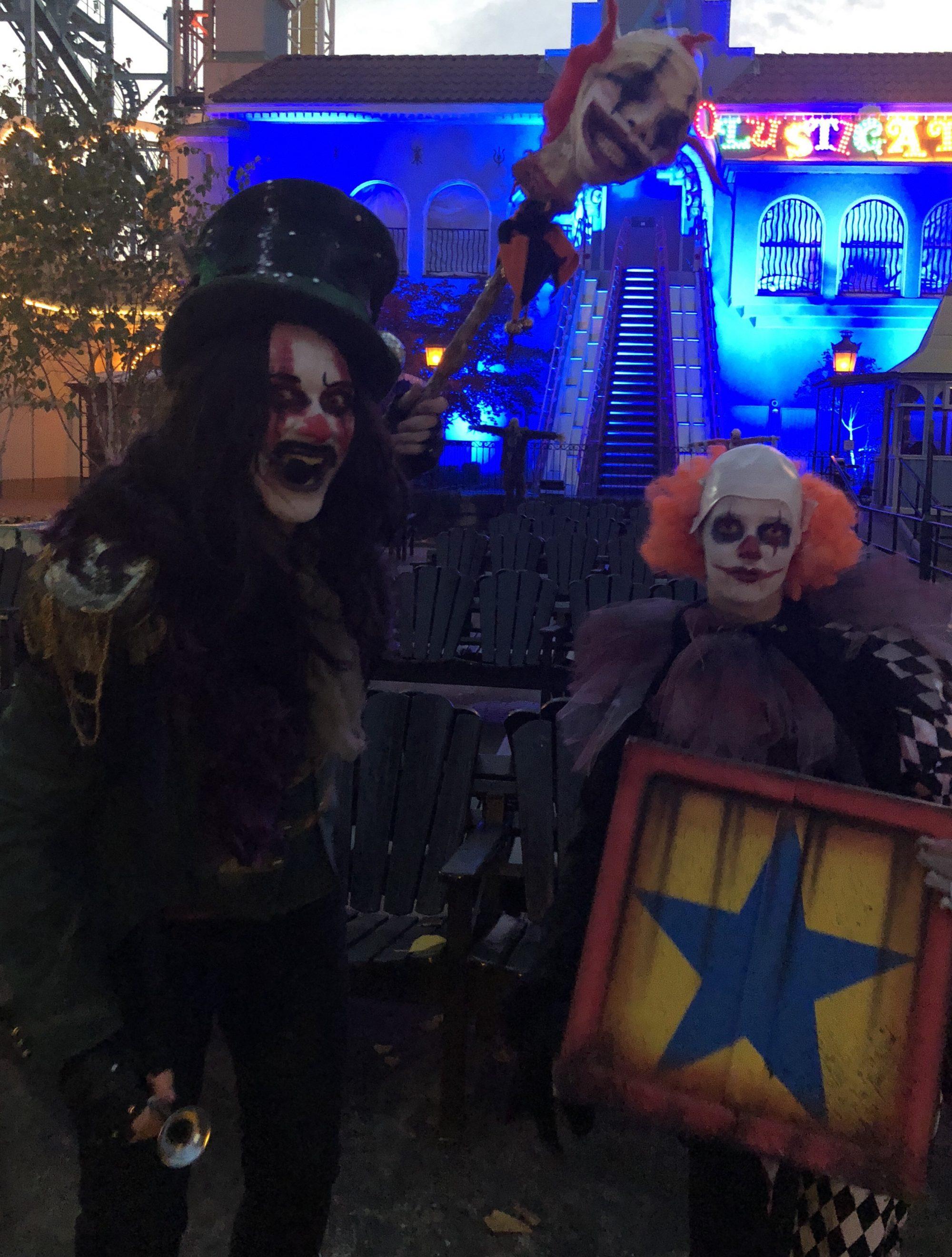 Halloween på Gröna Lund - nyheter 2018