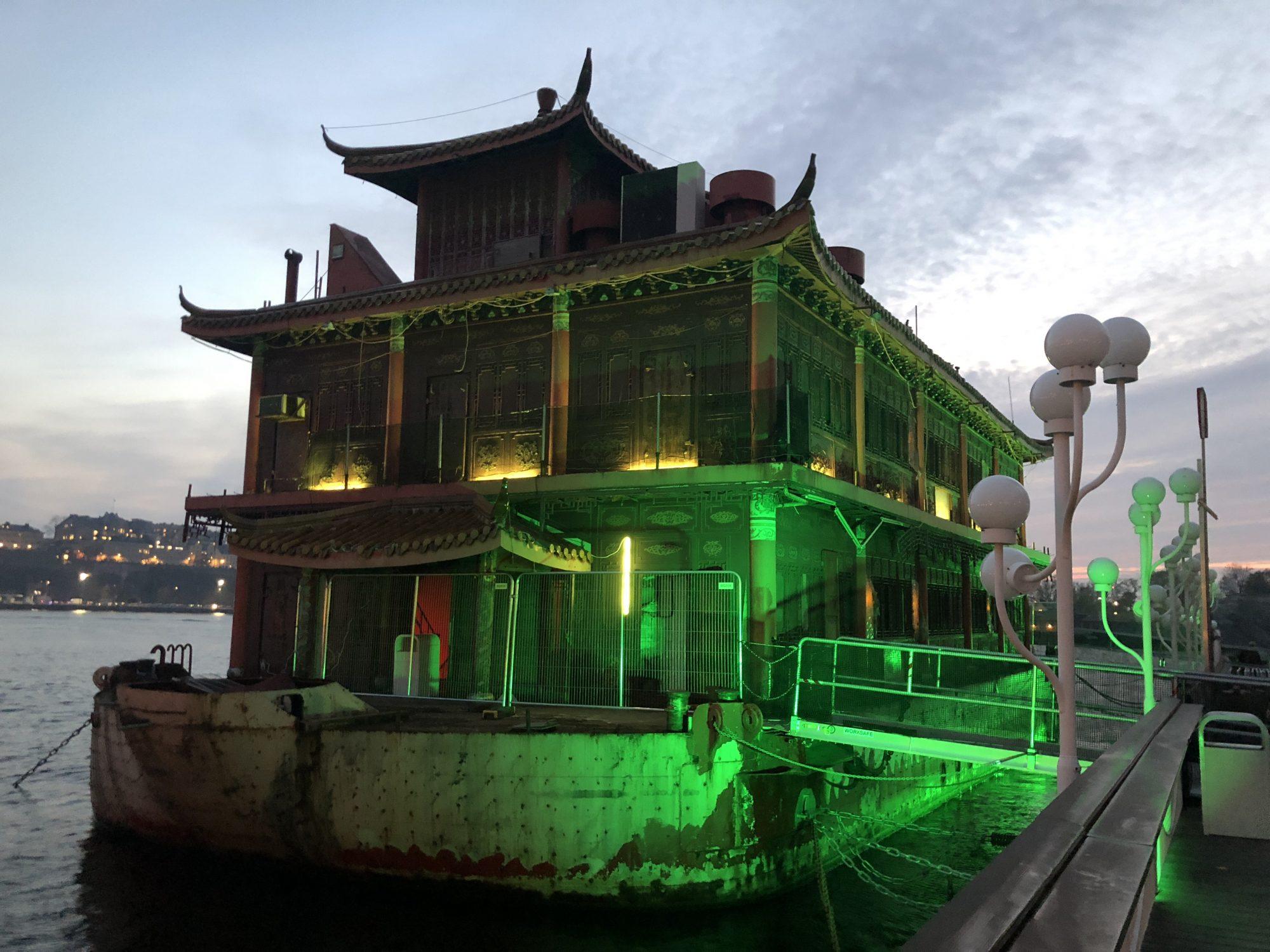 Skeppet på Gröna Lund Halloween