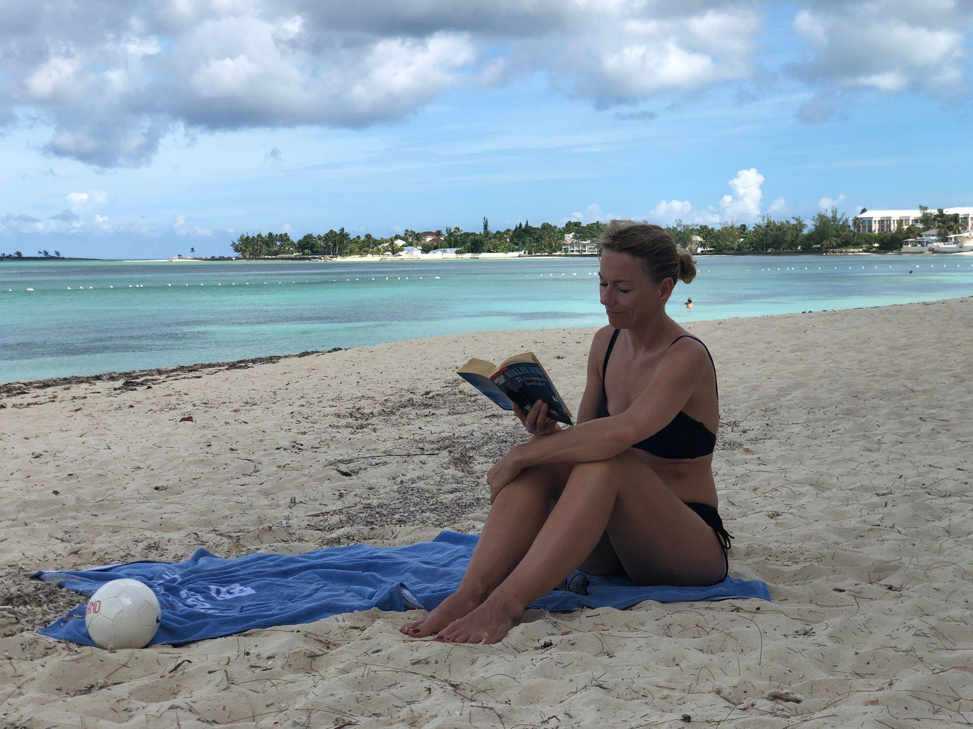 Goodman's Bay på Nassau