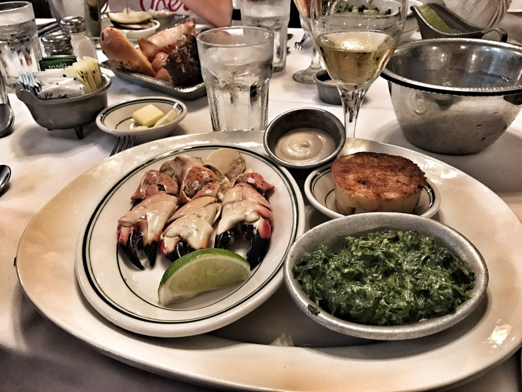 Restauranger i Miami Joes Stone Crab