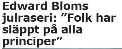 Trender julmat 2018 - grönkål, jansson och vegosill!