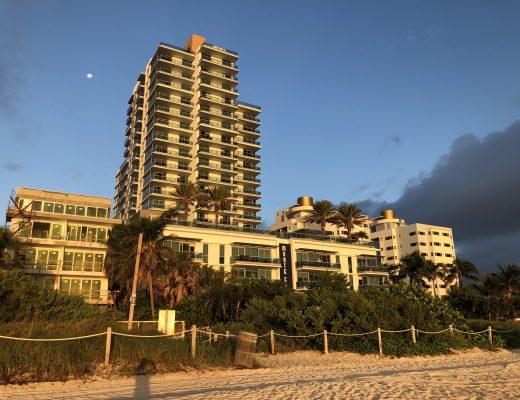 Lägenhetshotell på Miami Beach