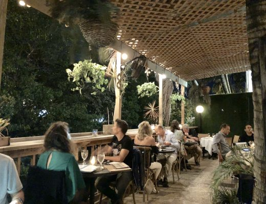 Restaurang Ola i Miami