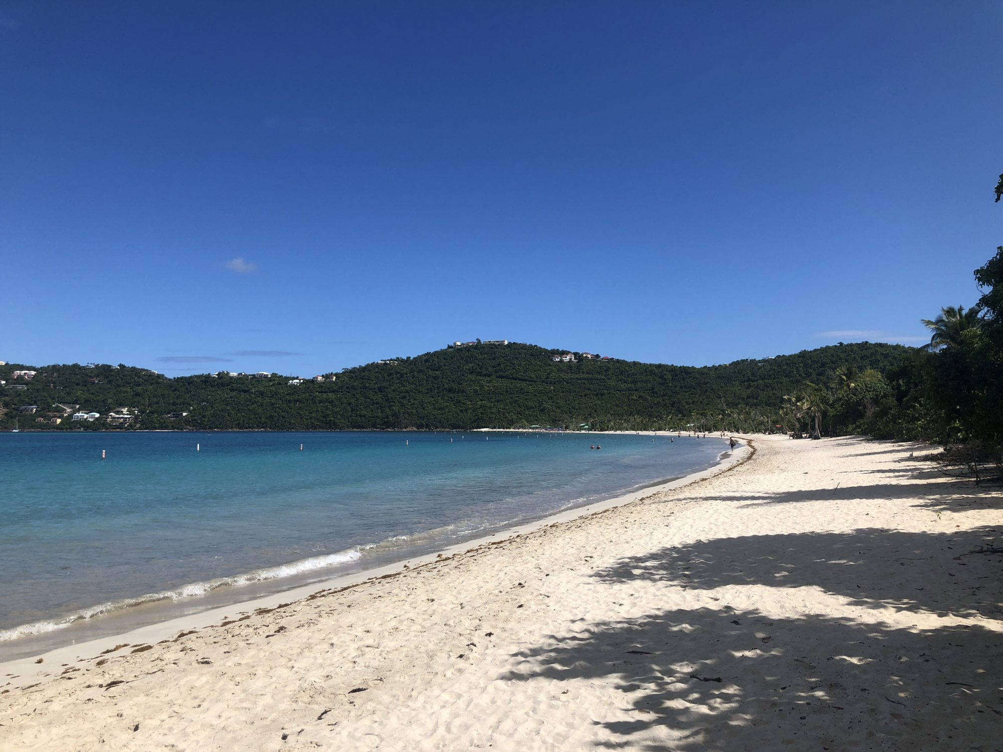 Megan's bay på St Thomas