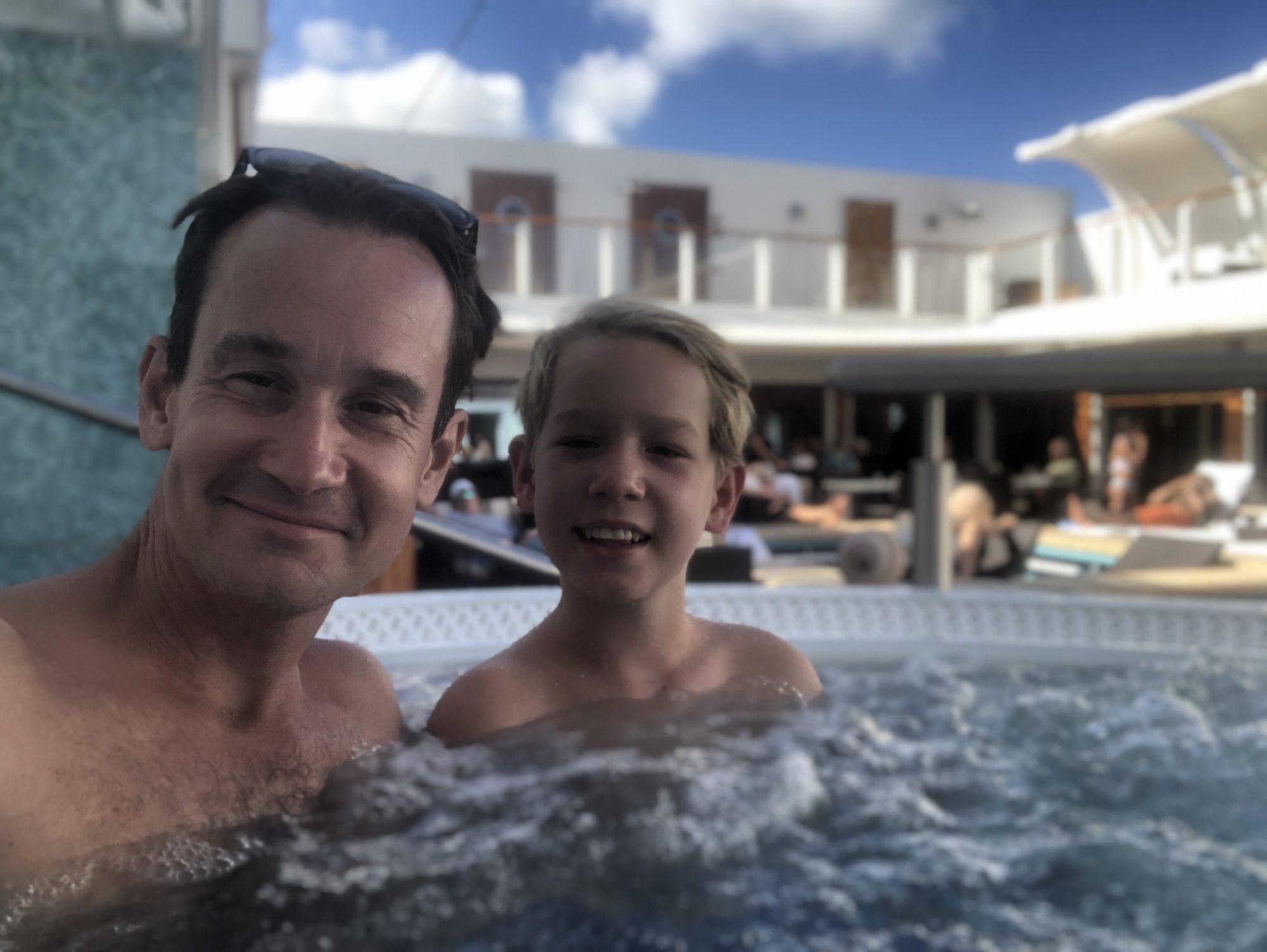 The Haven på Norwegian Getaway
