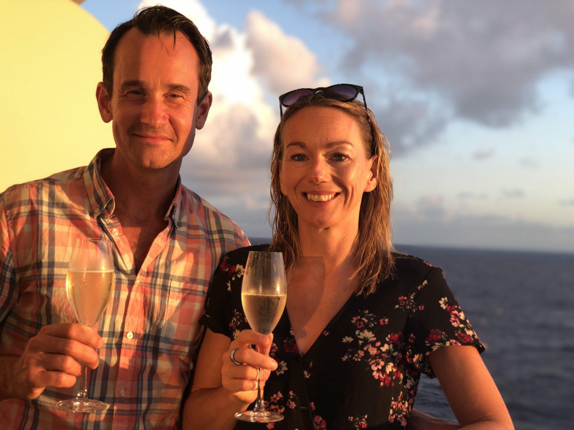Hur är det att kryssa i Karibien?