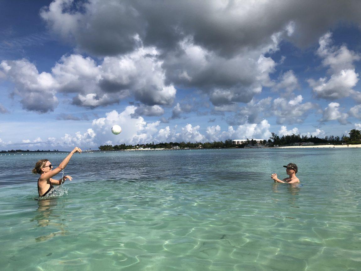 Att göra på Nassau - Goodman's Bay och Fish Fry