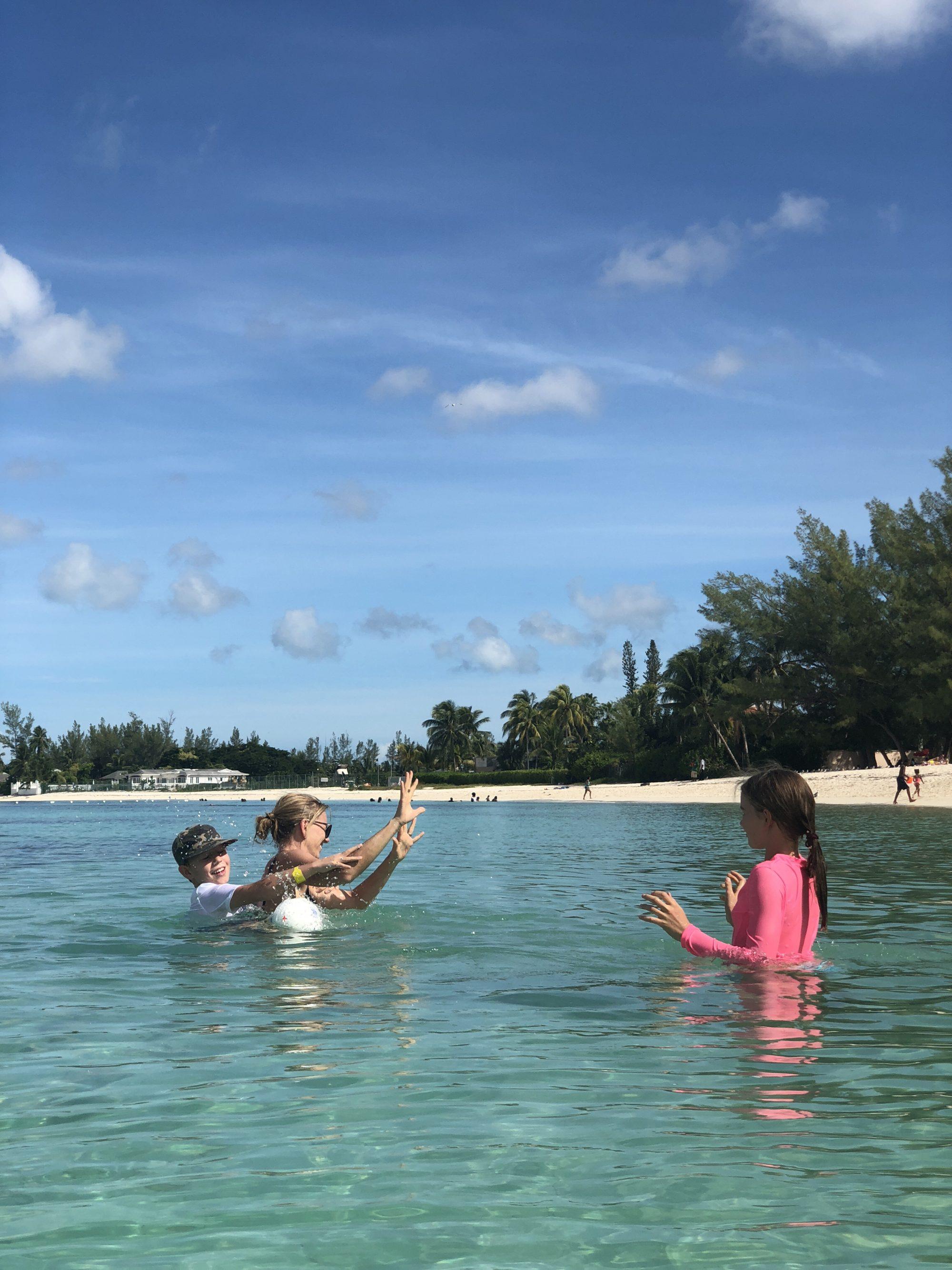 Att göra på Nassau Goodman's Bay på Nassau