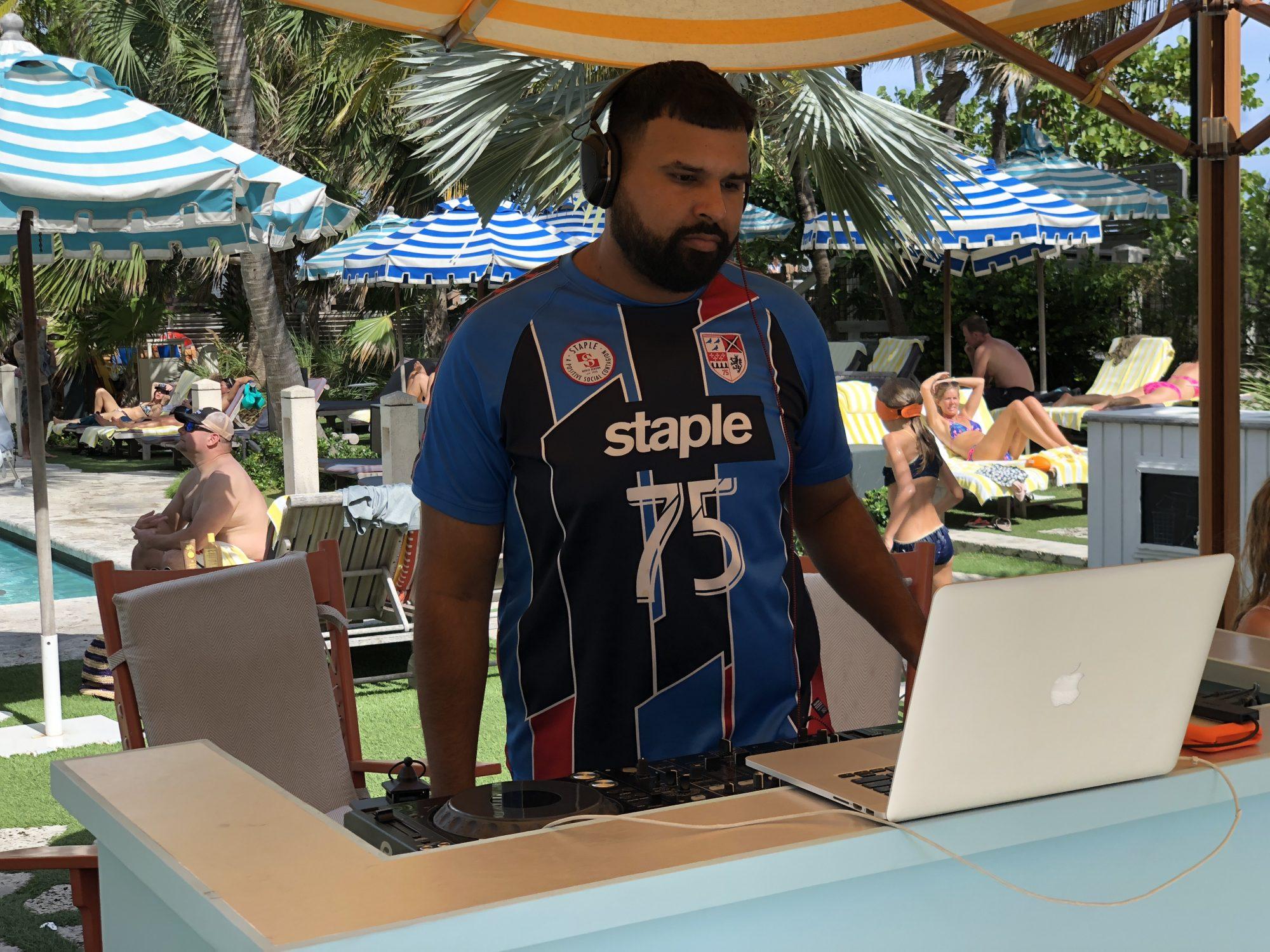 The Confidante Miami Beach DJ