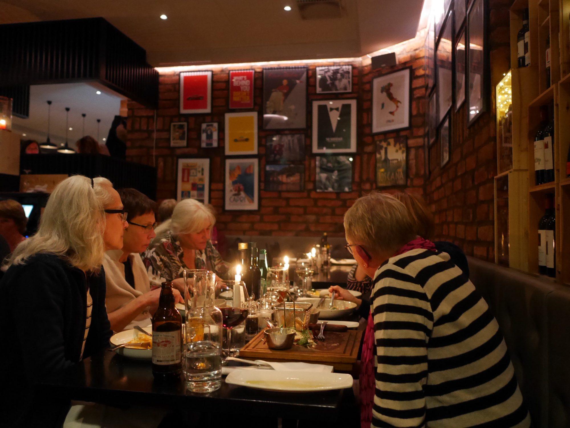 Riktigt bra italiensk restaurang i Stockholm - O'pizzicato