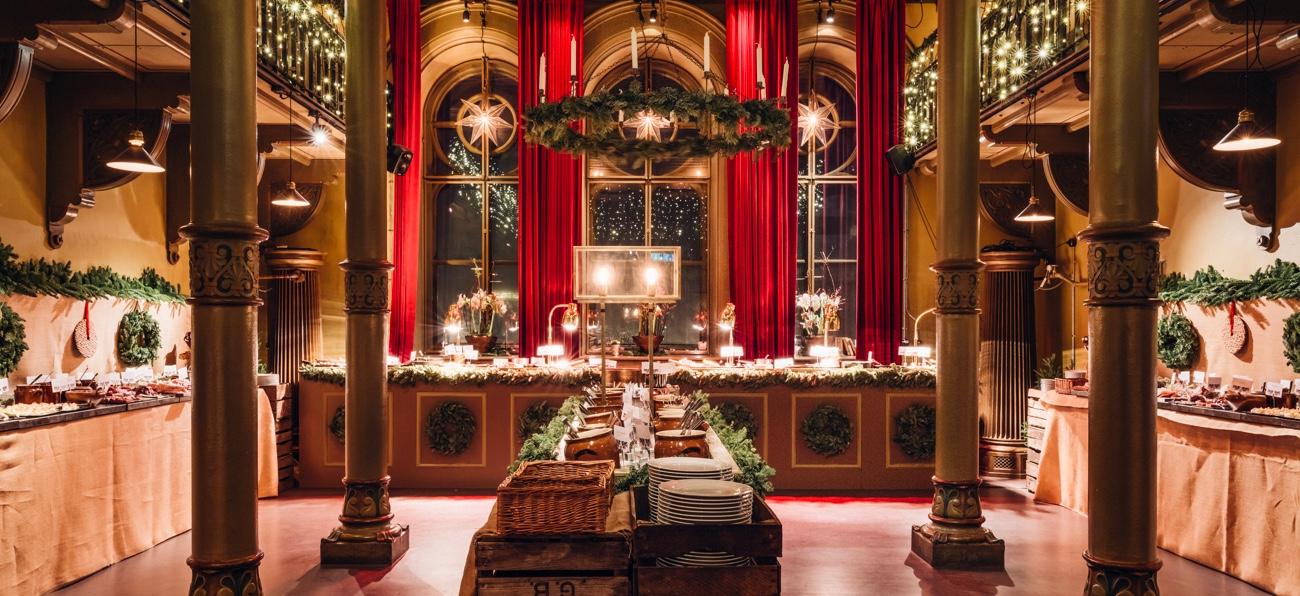 Stockholms bästa julbord