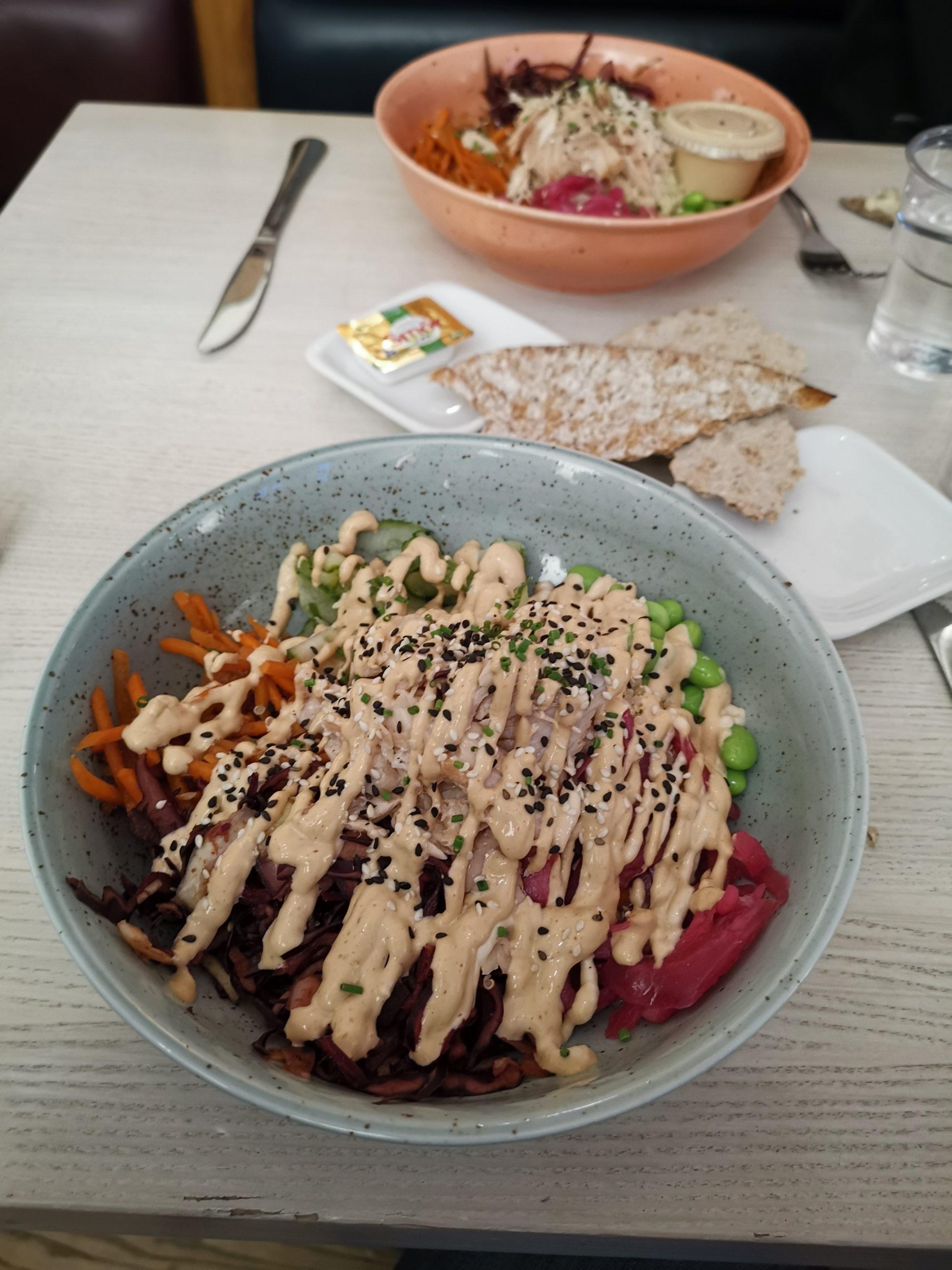 Restaurangen på ArkDes -Café Blom