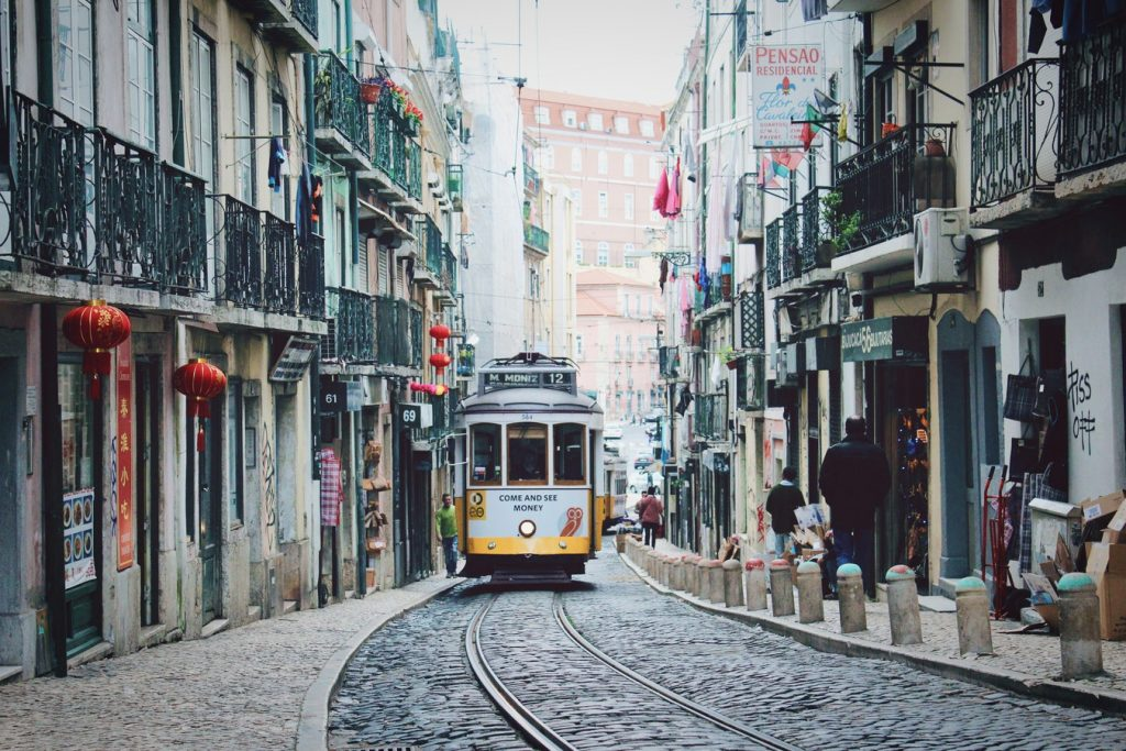 Restauranger i Lissabon