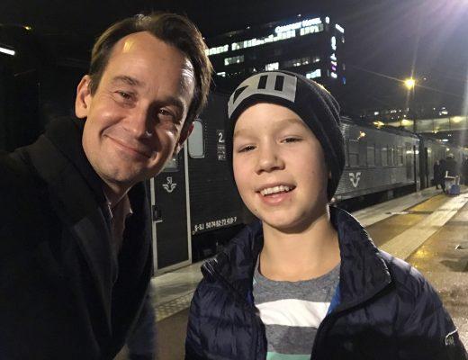 Helgutflykt till Västerås med barn