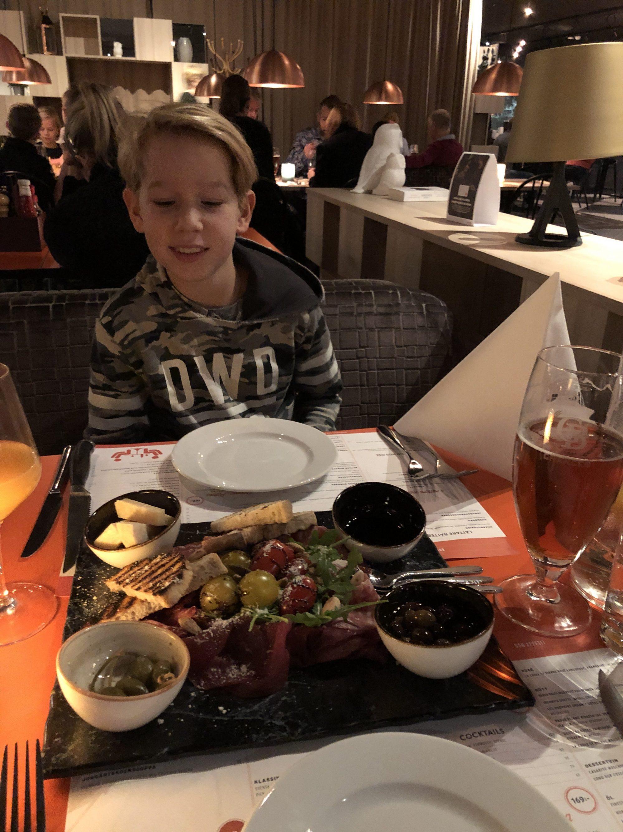 Restaurangen på Scandic Västerås