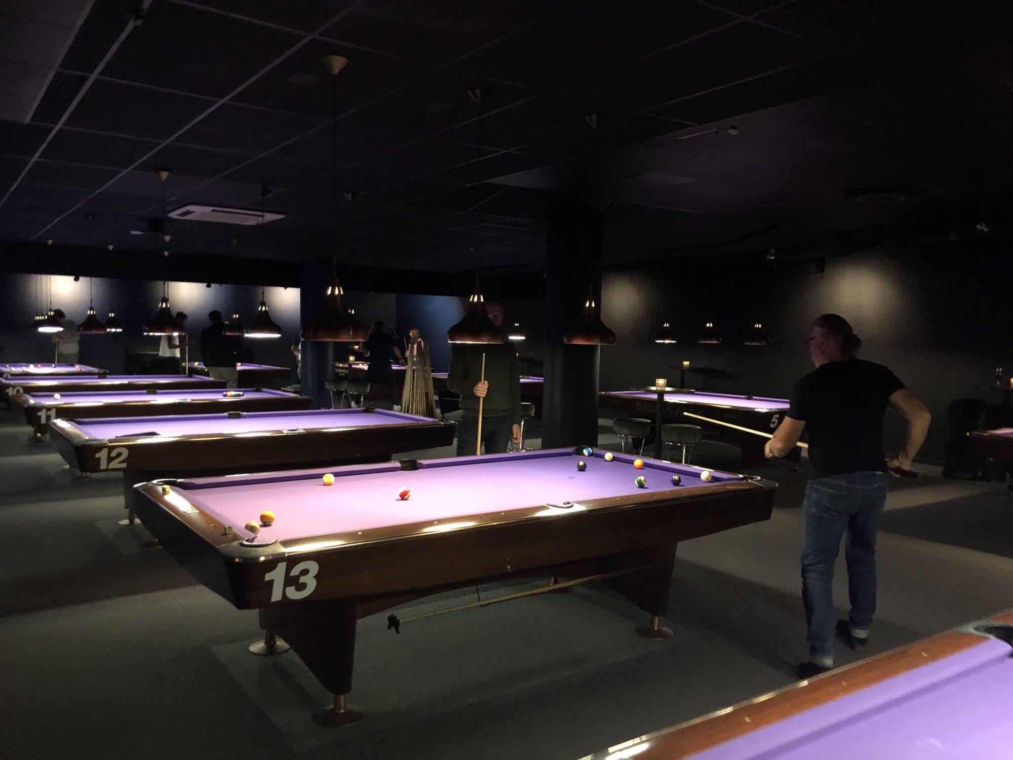 Bowling på Jolo