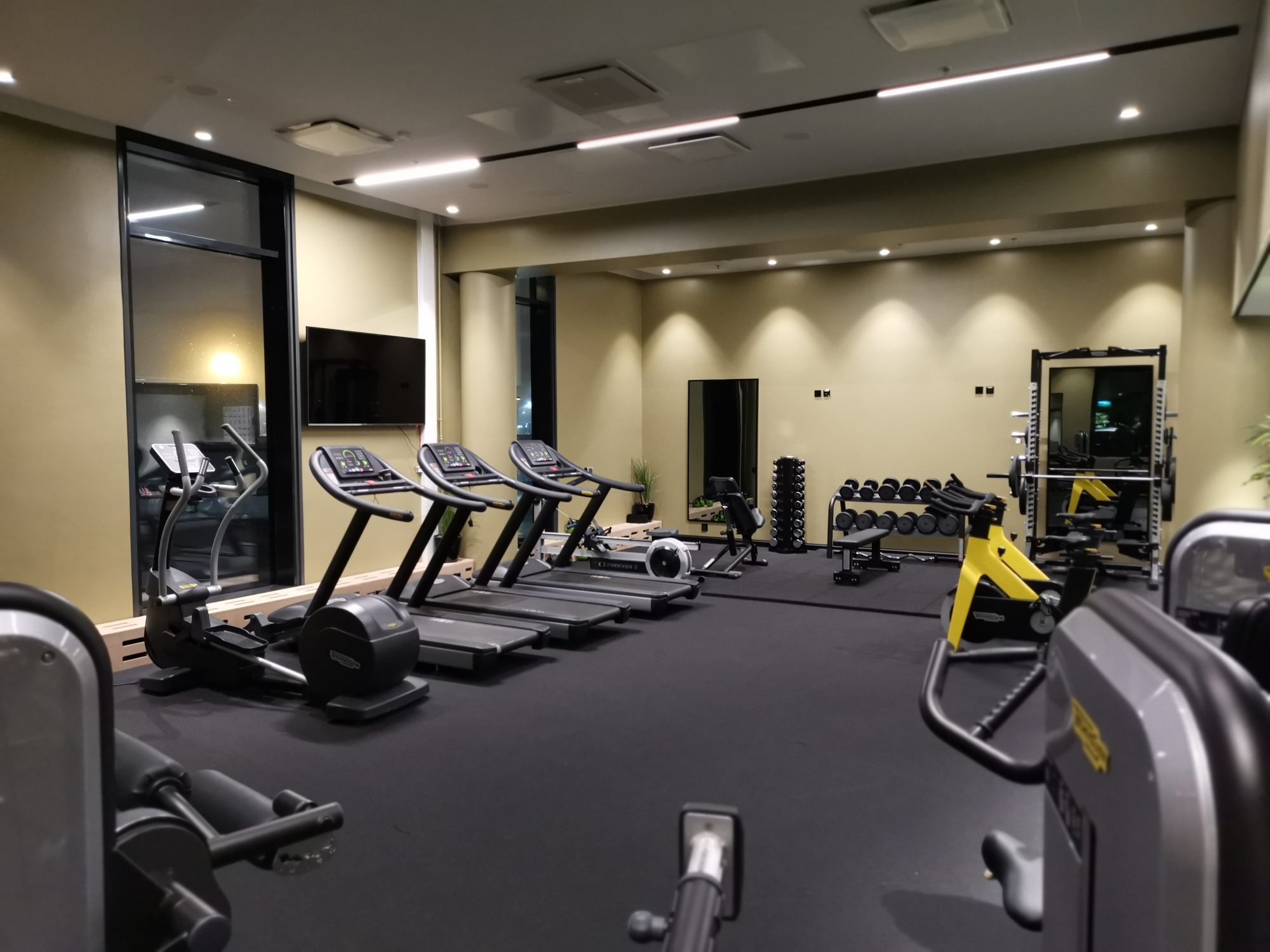 Clarion Helsinki Airport Gym