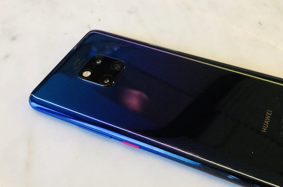 Test Huawei Mate 20 Pro