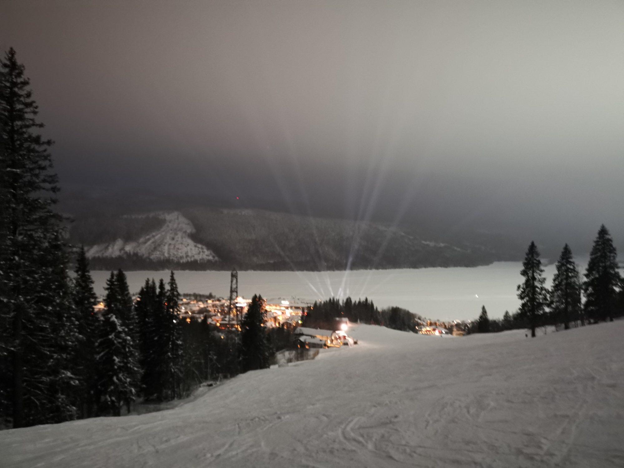 Ta sig hem från Fjärrgårdens after-ski