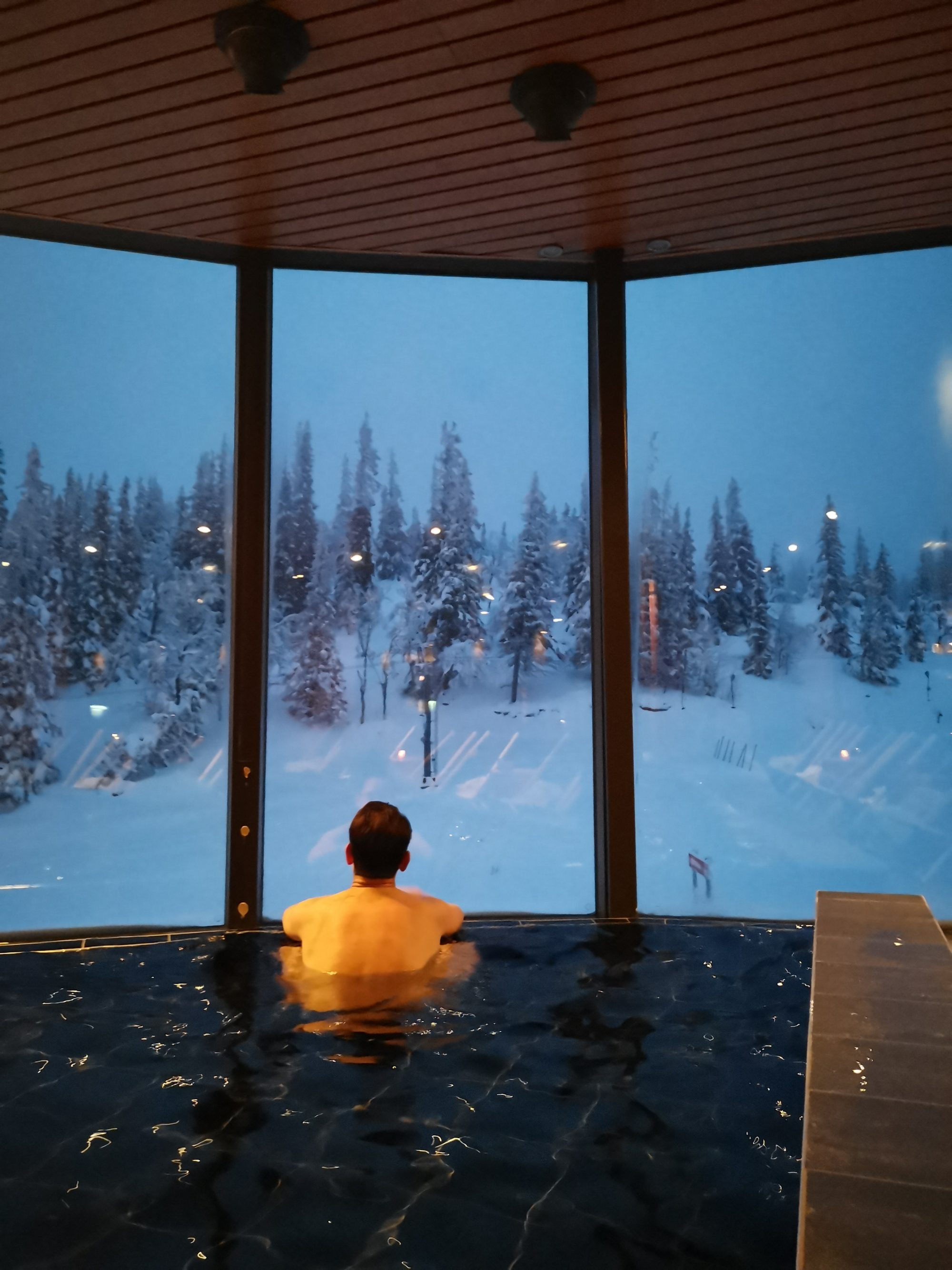Spa på Hotell Copperhill i Åre
