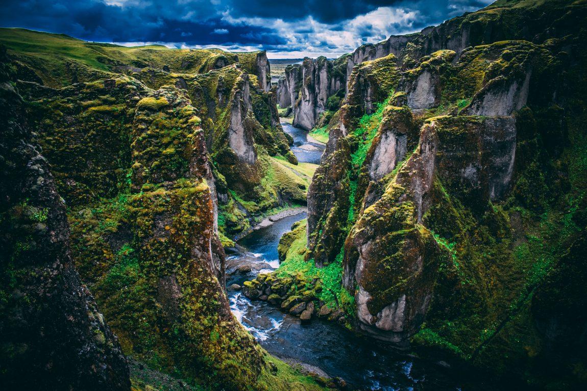 Weekend på Island - Drömresan