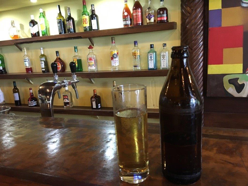 São Tomé och Príncipe - där alla öl är nakna