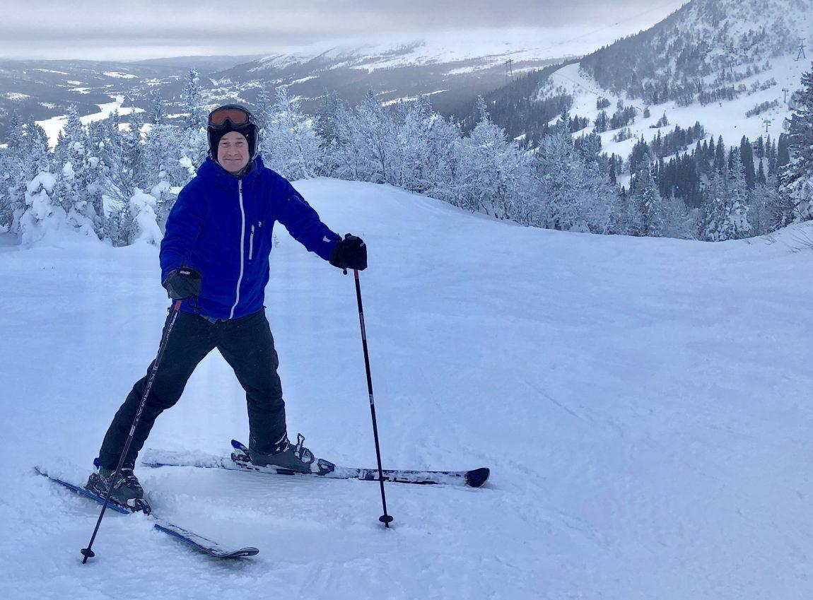 hyra skidor åre