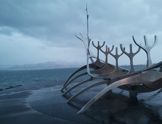 Sightseeing i Reykjavik