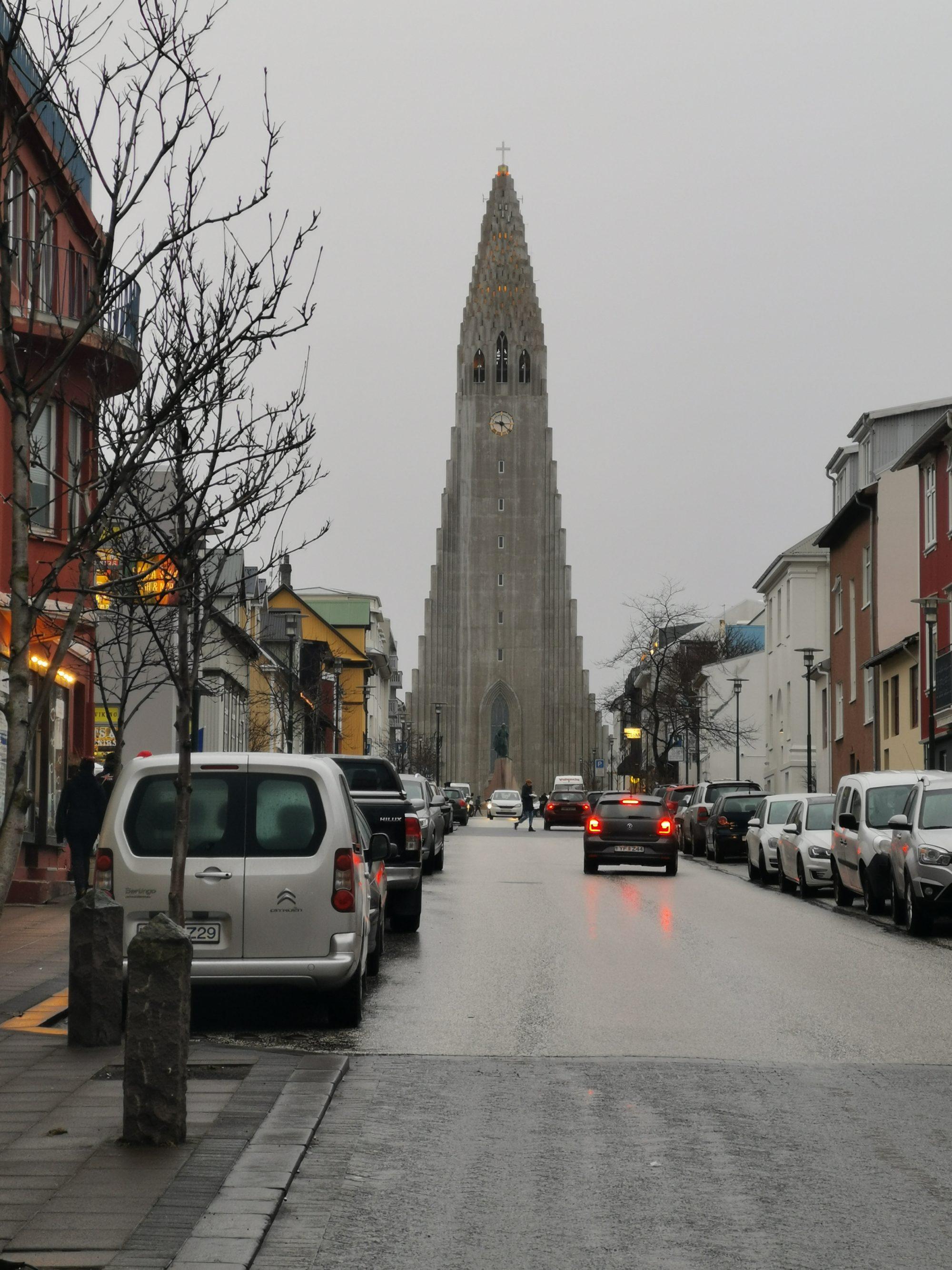 HallgrimskirkjaSightseeing i Reykjavik