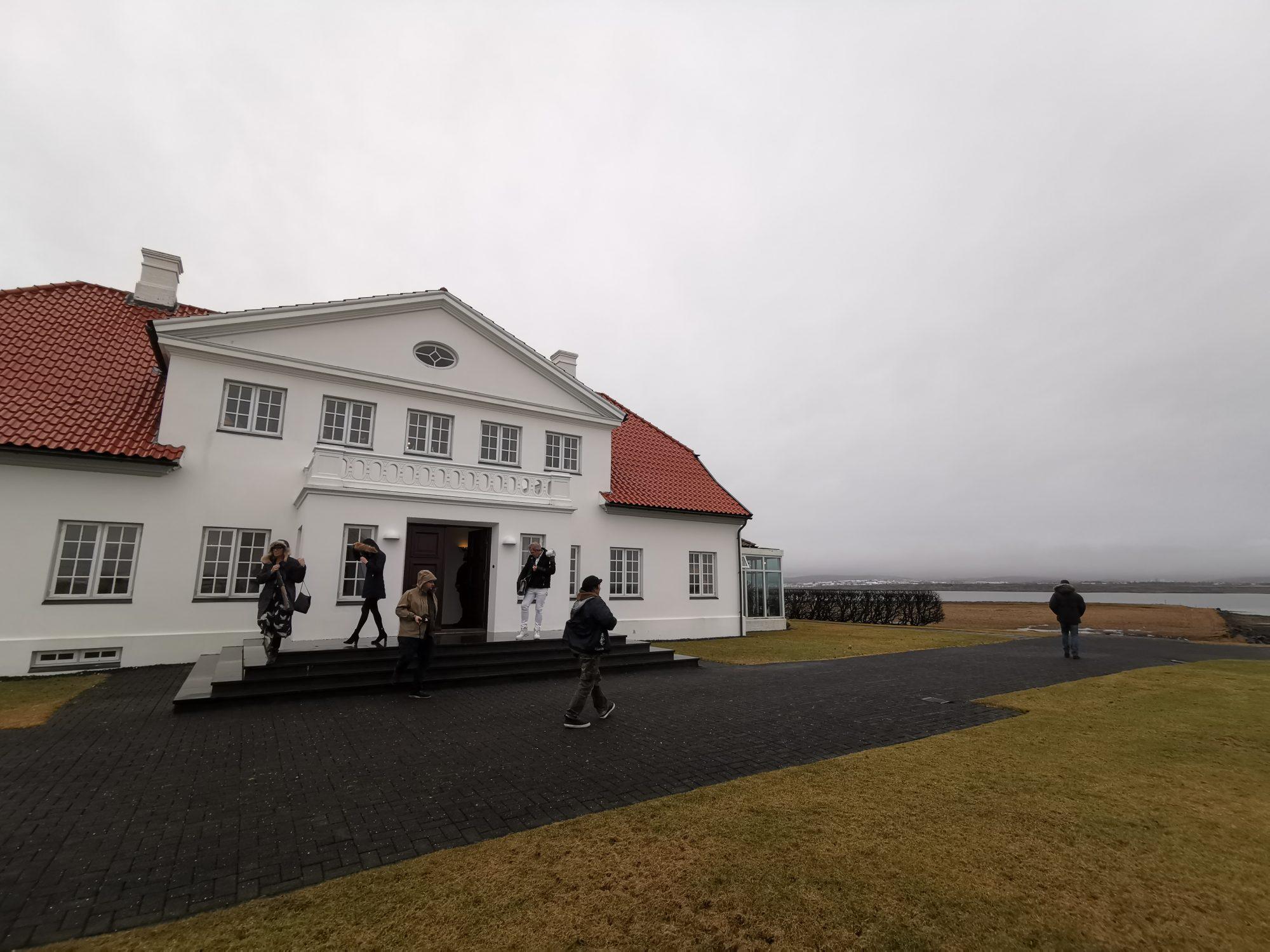 Food & Fun i Reykjavik