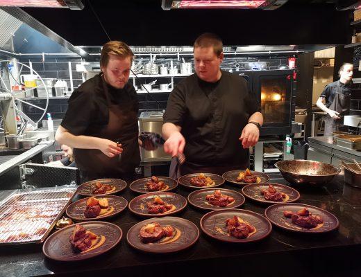 Restauranger i Reyjkavik