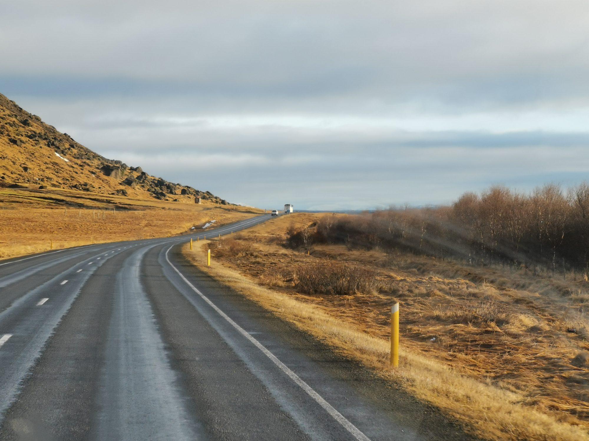 Köra Golden Circle på Island i egen bil