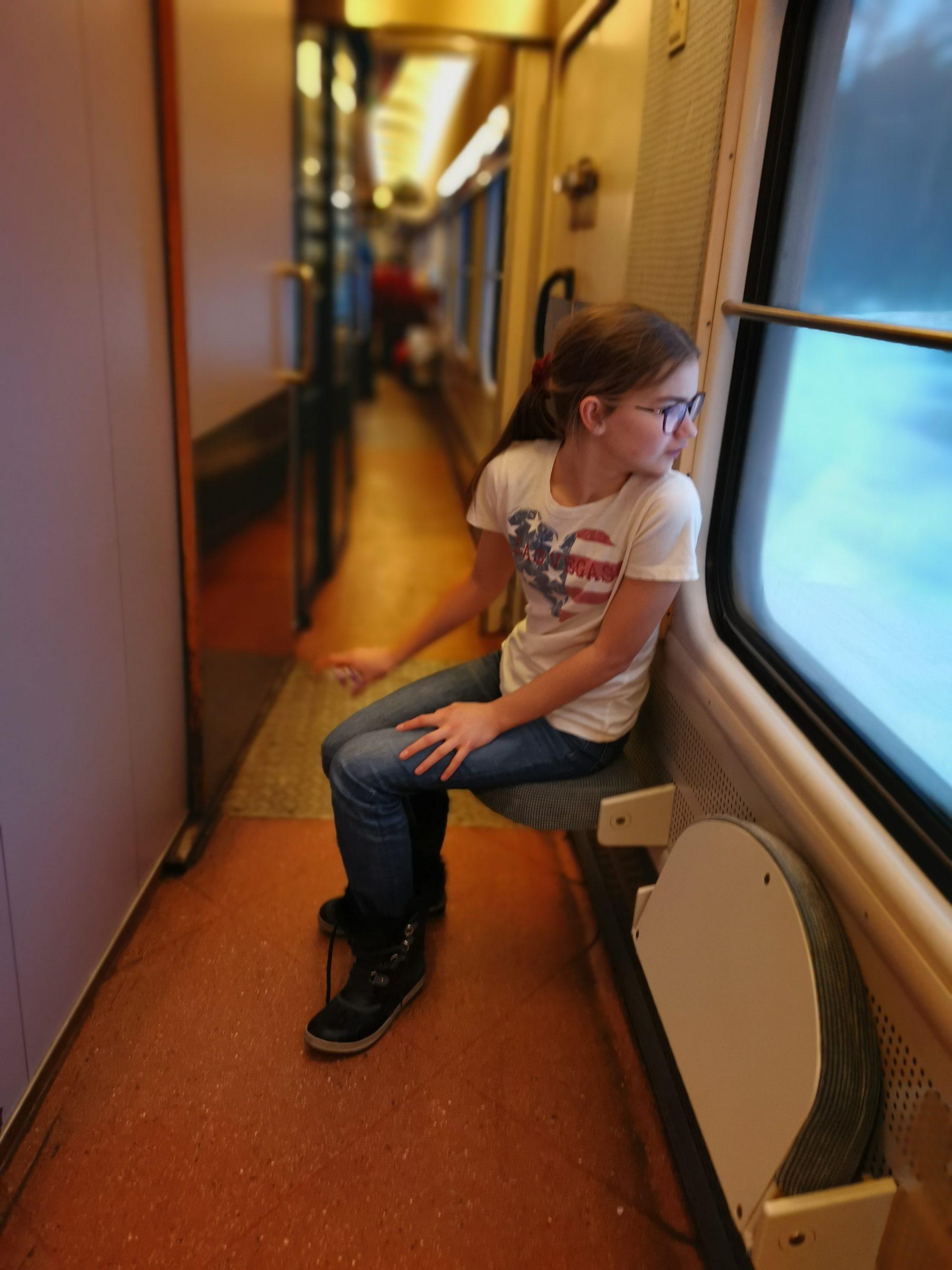 Tåg från Stockholm till Åre