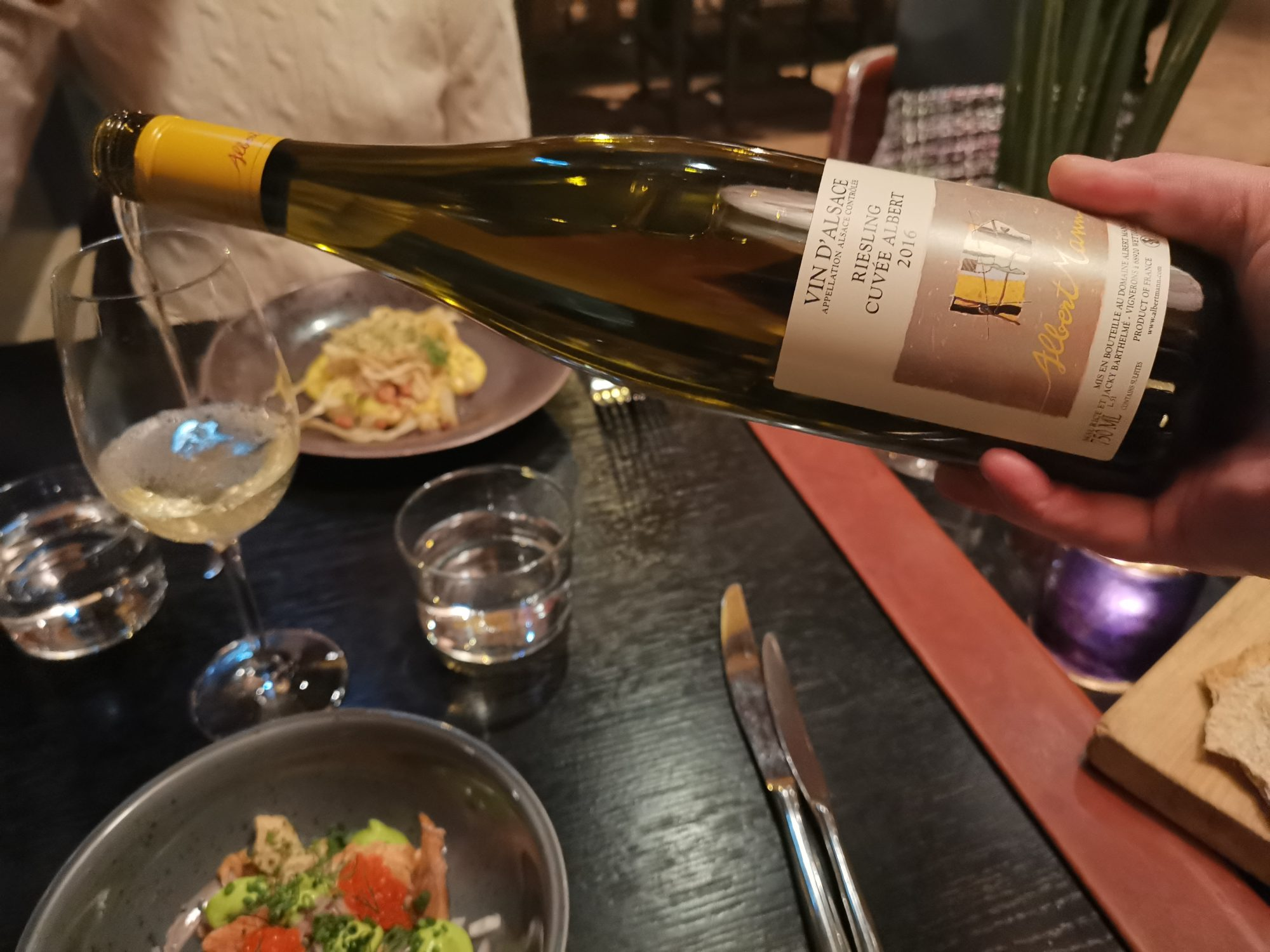 Restaurangen på Copperhill