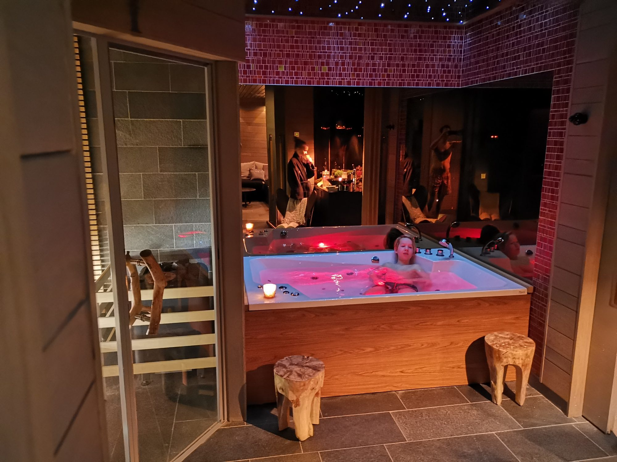 Copperhills privata spa