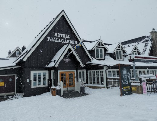 Hotell Fjällgården i Åre