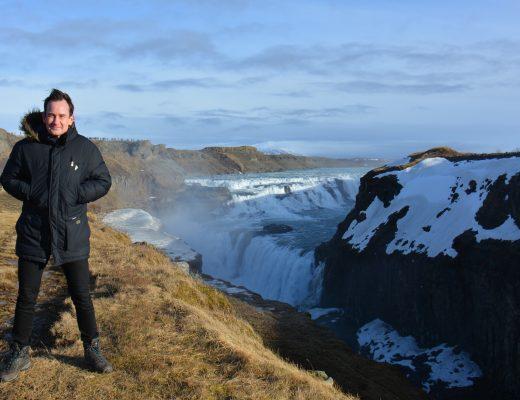 Golden Circle på Island - vattenfall, geisrar och fantastisk natur