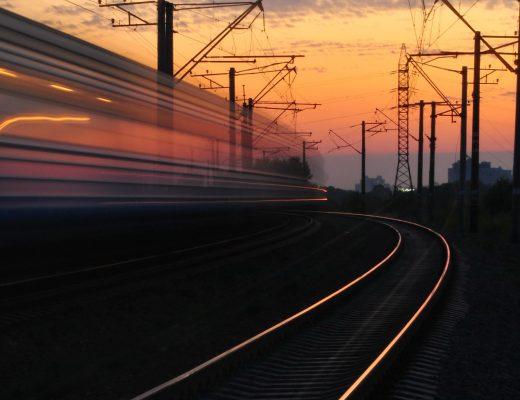 Tre resor som är nästan lika snabba med tåg som med flyg