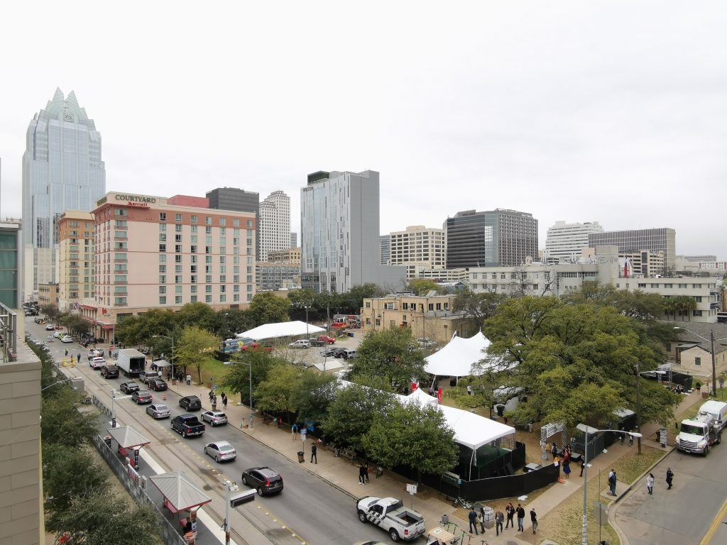 South by Southwest - SXSW - i Austin 2019