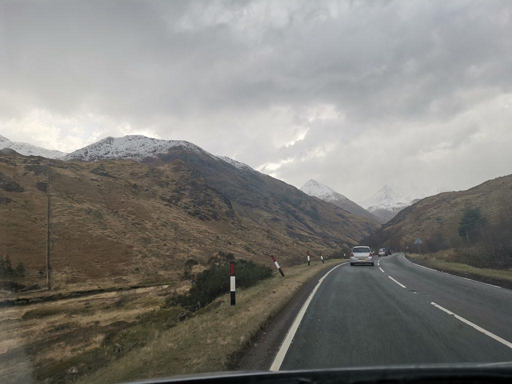 Isle of Skye i Skottland