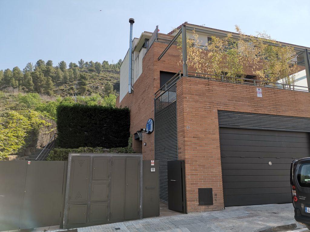 eget hus i Katalonien