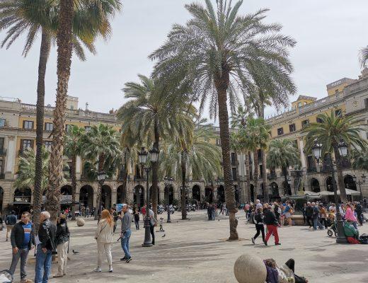 xLångfredag i Barcelona - sightseeing på egen hand