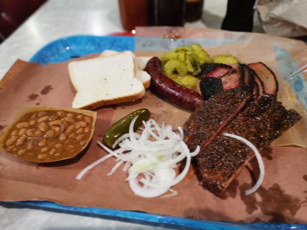 Franklins BBQ i Austin